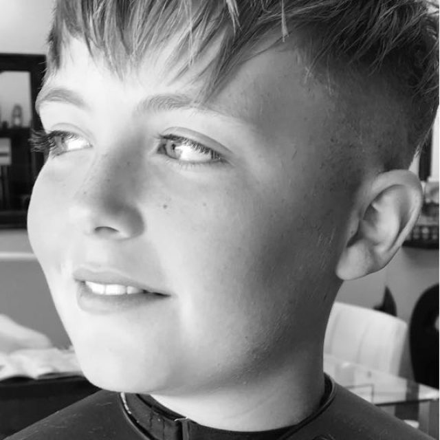 Under 14 Boys – Dry/Wet Hair Cut £7.50