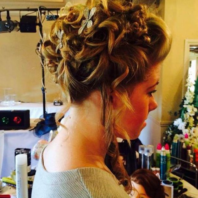 Wedding Hair Trials